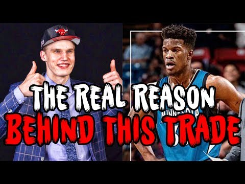 Why the Jimmy Butler Trade Was SMART For The Bulls