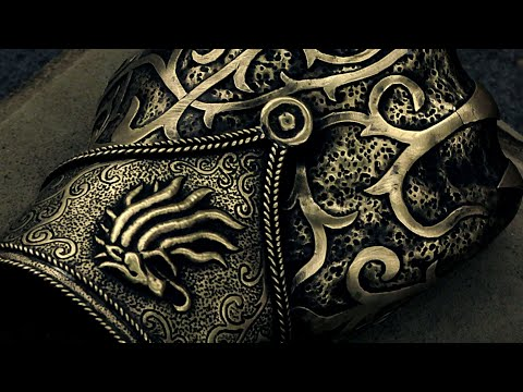 Making Jaime's Lannister Golden Hand from Game of Thrones
