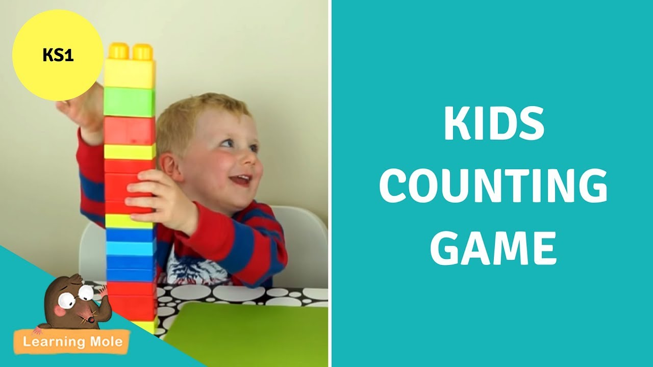 Counting Games For Kids Number Games Counting Numbers
