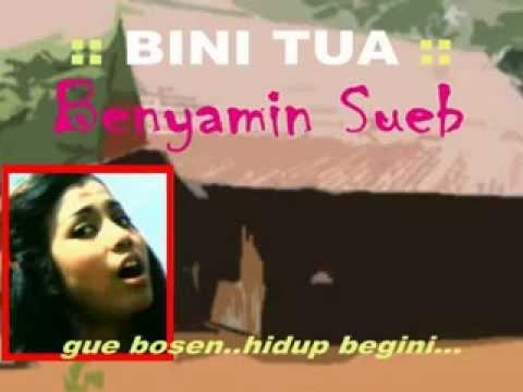 Benyamin Sueb - Bini Tua