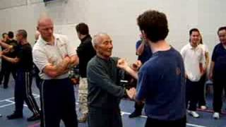 Ip Chun shows why he is Grand Master