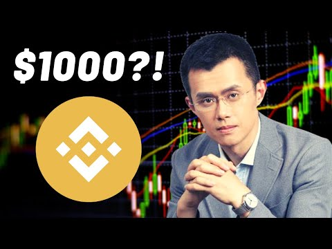 How HIGH can Binance Coin $BNB go in 2021?