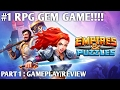 EMPIRES AND PUZZLES REVIEW VLOG 1