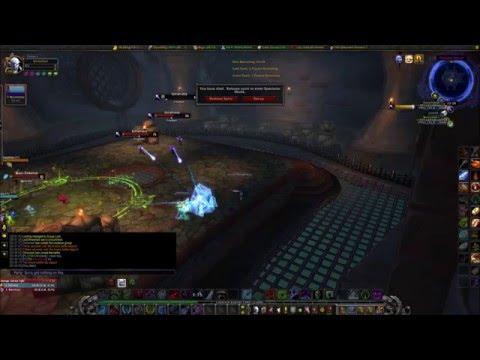 Matchmaking value arena