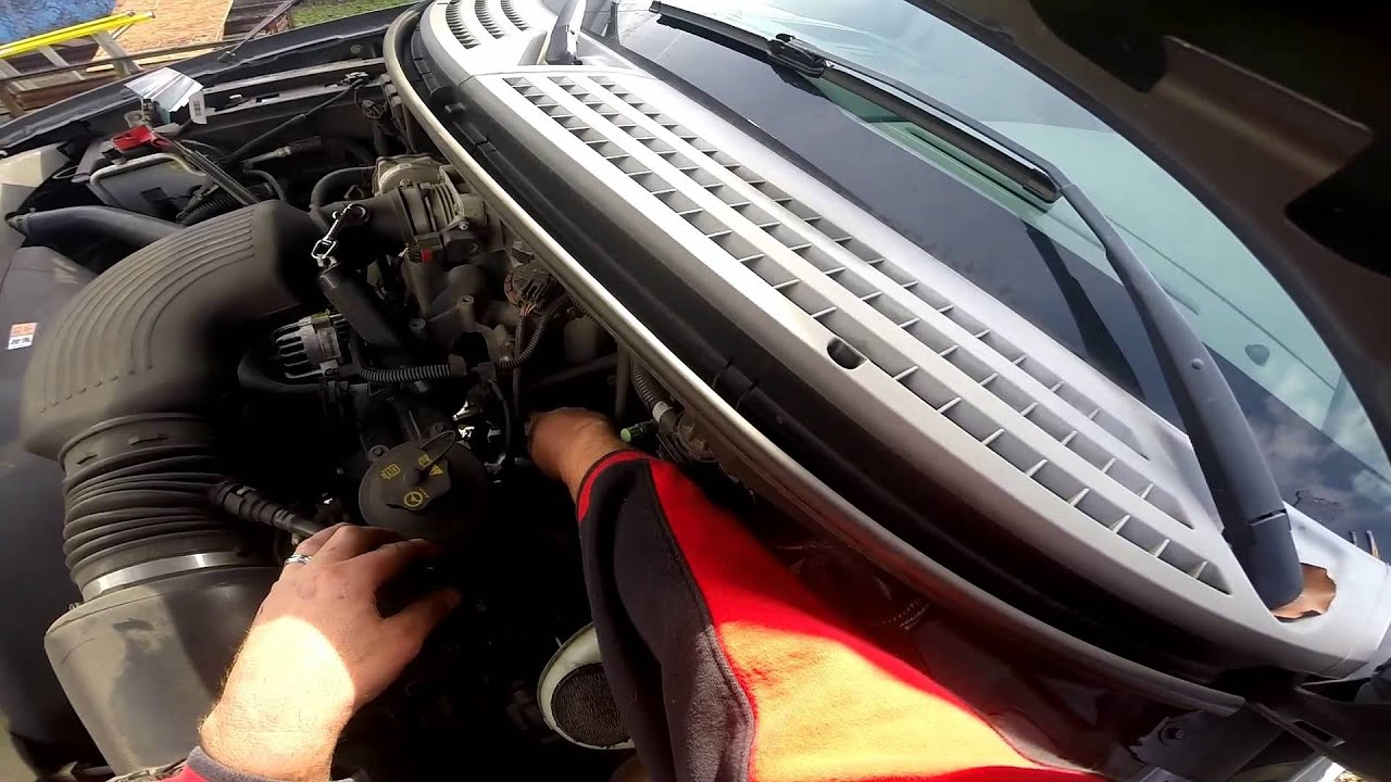 2007 ford f150 4.6 cylinder 6 misfire