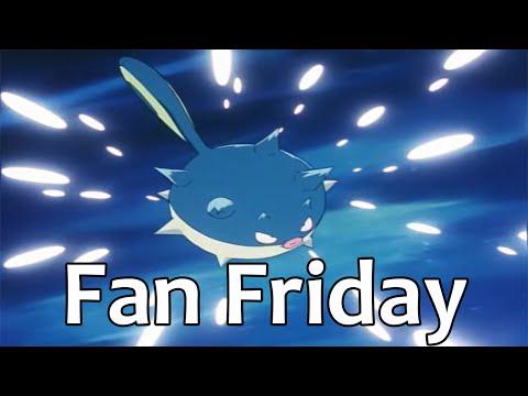 Fan Friday #75 Qwilfish/Bursting Balloon