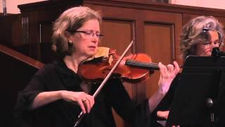 MARIN BAROQUE: Handel - Sonata a Cinque, in B flat major, HWV 288