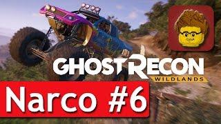 Ghost Recon: Wildlands - NARCO ROAD #6 - Koop-Let