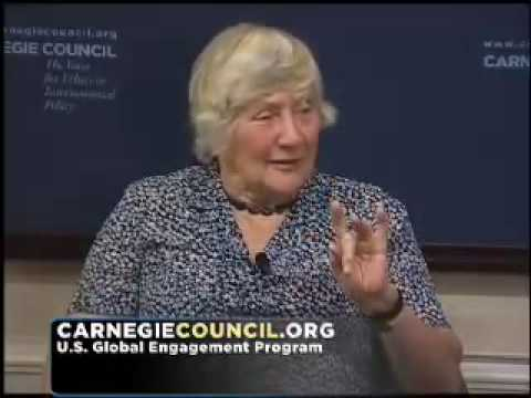 Shirley Williams: U.S.-Iran Relations