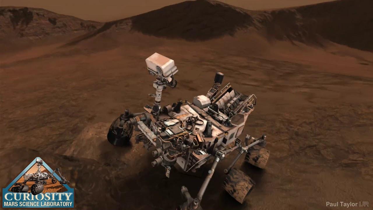 curiosity rover live feed - 1280×720