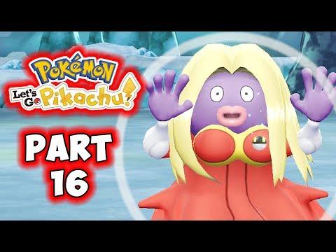 Let S Go Pikachu Part 16 Jynx Gameplay Walkthrough Youtube