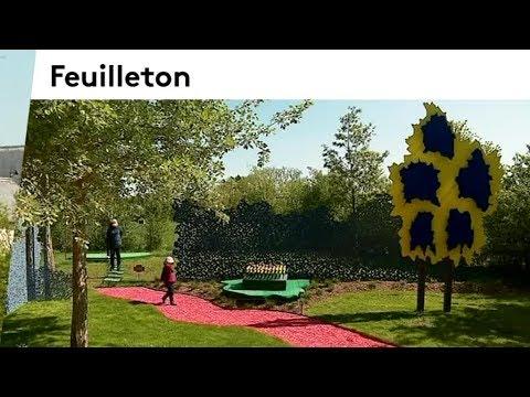 Dans Les Coulisses Du Festival Des Jardins De Chaumont Sur Loire
