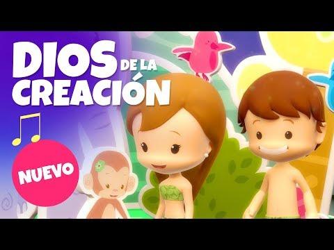 Dios De La Creación Pequeños Héroes Canción Infantil