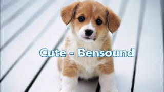 Cover images Cute  Bensound