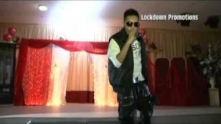 Kazzim Performing At Desi Temptations 2 Lockdown Promotions