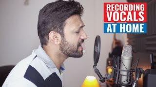 Gambar cover 5 Tips For Recording Vocals At Home Studio | For Beginners | In Hindi