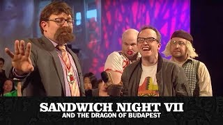 Sandwich Night 7: Sandwich Night and the Dragon of Breadapest (with Chris Gethard & James Adomian)