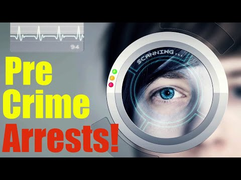 BREAKING: Vancouver Police Are Using Prediction Technology For Pre Crime Arrests!
