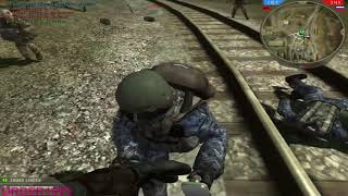 Battlefield 2: Special Force Gameplay (PC HD) (2017)