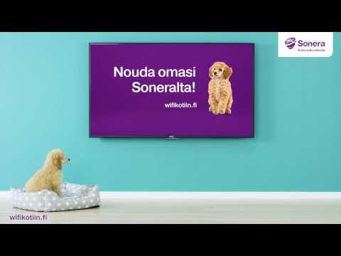 Sonera - Äly-TV ilman Wifiä on älytön