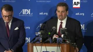 Video Jewish Leaders Meet with FBI Over Threats download MP3, 3GP, MP4, WEBM, AVI, FLV Juli 2018