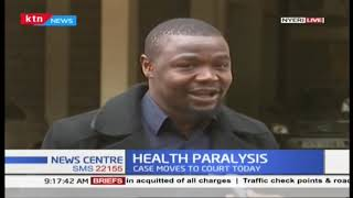 HEALTH PARALYSIS: Laikipia County doctors' strike enters day 18th as case moves to court today