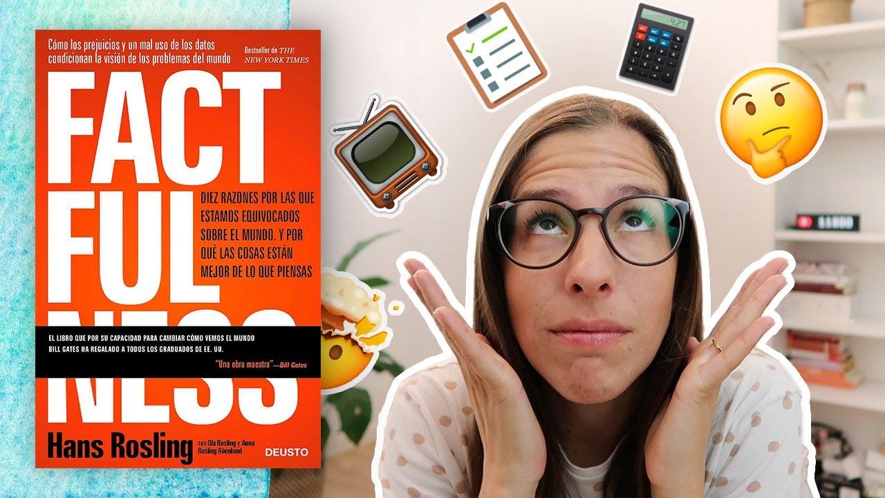 Reseña / Resumen Factfulness   Libros Para Cambiar de Vida