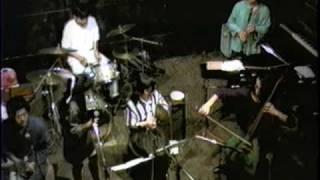 """""""ガリシアの叙情歌  /  Cantigas de Amigo"""" ~ Vel at KID AILACK HALL, 1987"""