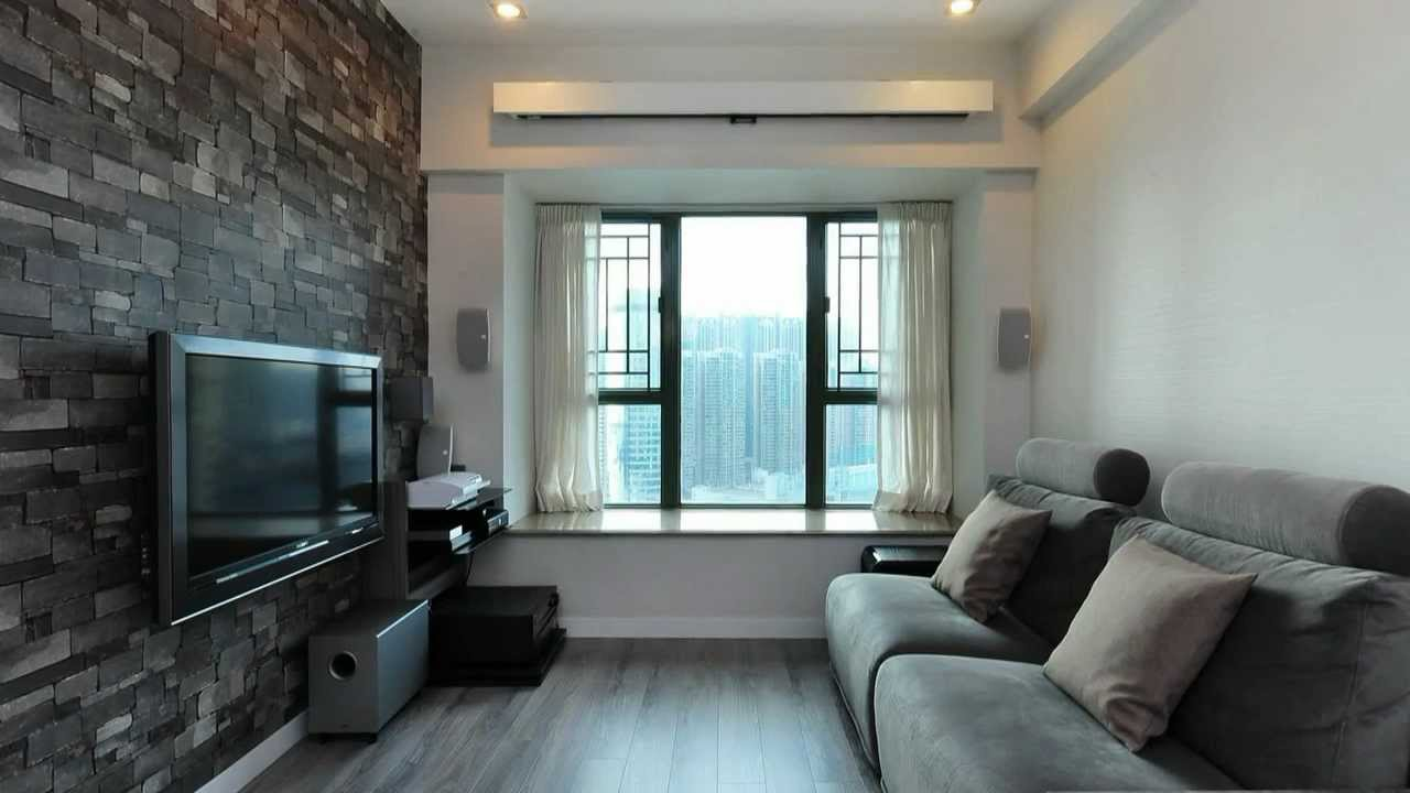 Diamond design hong kong limited interior design project at central park youtube - Interior design for small space apartment image ...
