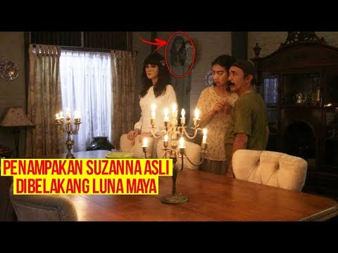 MERINDING..!! Inilah 7 Fakta Dibalik pembuatan Film SUZZANNA 2018 yang diperankan Luna Maya.
