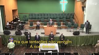 07/02/2021, Culto 19h, Rev. Nivaldo Wagner Furlan