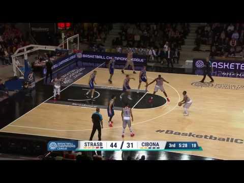 Highlights SIG Strasbourg / Cibona