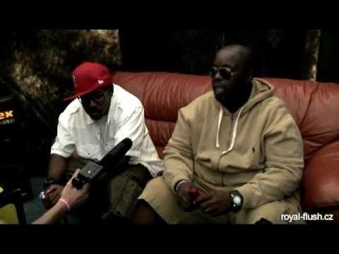 Cold Steel (eLZhi & Phat Kat) Interview - Hip Hop Kemp 2010