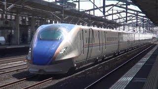 北陸(長野)新幹線・E7系『あさま』 2014年3月15日運行開始 thumbnail