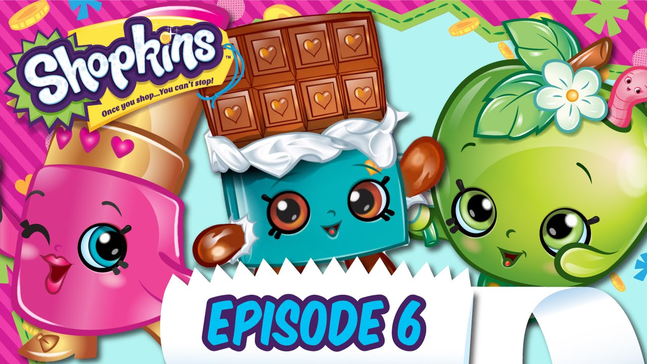 shopkins cartoon episode - photo #16