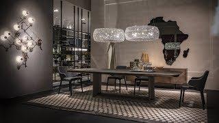 Cattelan Italia. Итальянская мебель, столы, стулья, аксессуары. iSaloni 2019