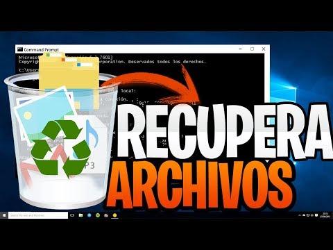 Como Recupera Archivos BORRADOS 2019 / Hetman Partition Recovery