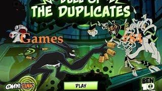Games: Ben 10 Omniverse - Duel of the Duplicates