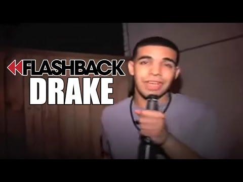 Flashback: Drake: I'd Never Say That Hip...