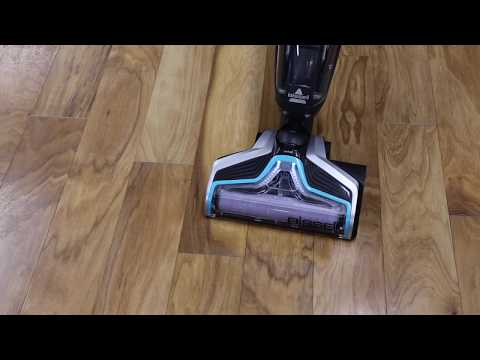 How to Clean Hard Floors with CrossWave® Cordless