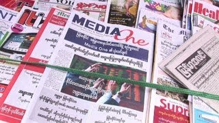 Myanmar says it ends decades of media censorship