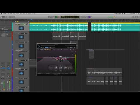 Mixing Vocals into the Beat using M/S EQ and Parallel Compression in Logic Pro X
