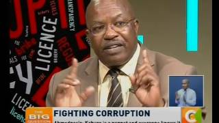The Big Question: Fighting Corruption