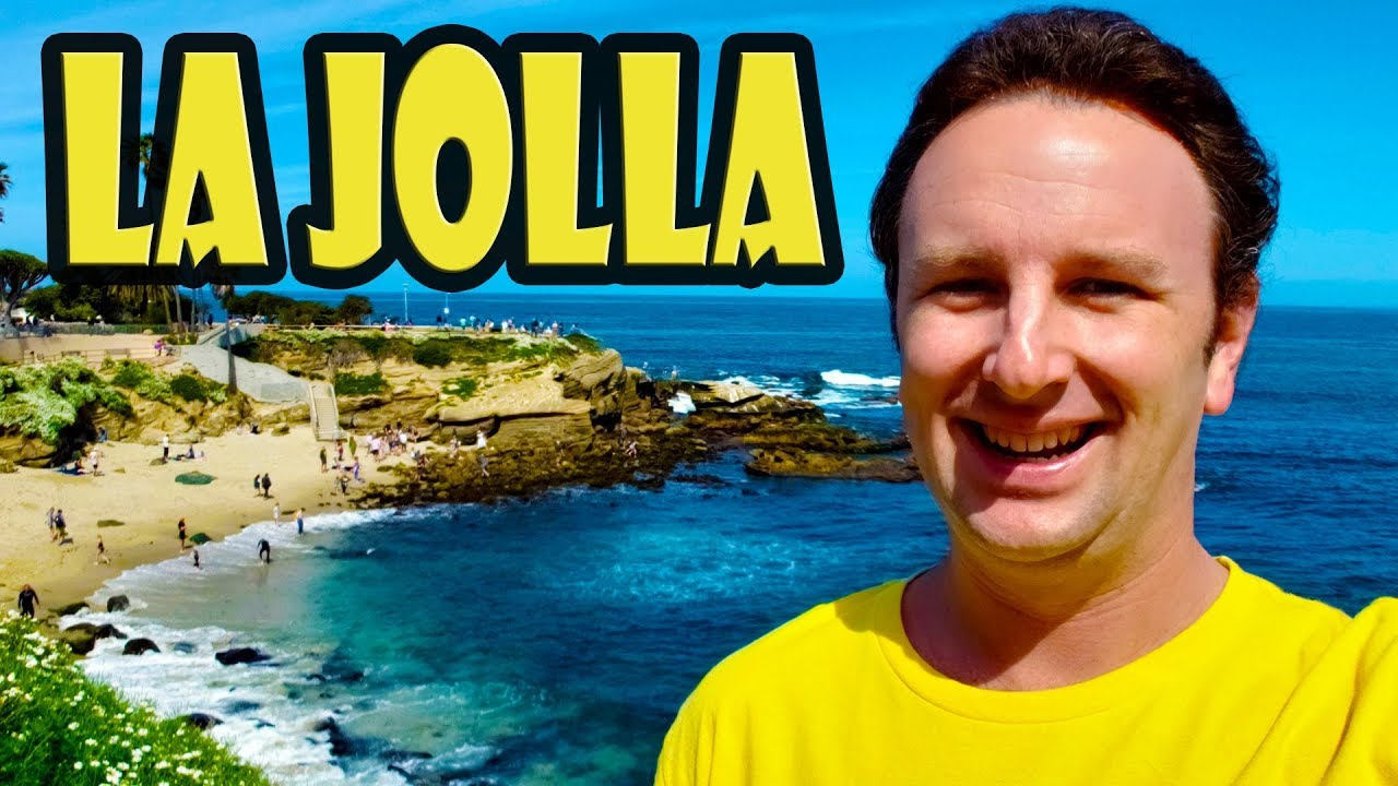 La Jolla Travel Guide The Gem Of San Diego Youtube