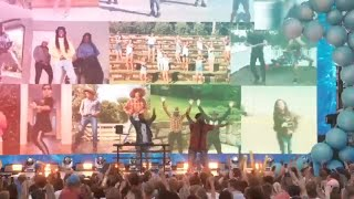 Blanco Brown - The Git Up Teen Choice Awards Full Performance 2019