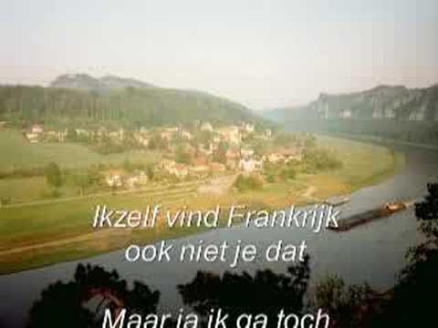 Amazing Stroopwafels Frankrijk sing-a-long
