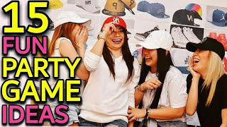 15 FUN HOUSE PARTY GAME IDEAS FOR ADULTS
