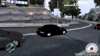 GTA-4:Бпан-без посадки авто нет.Ваз2110#2