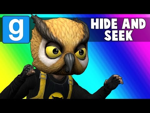 Thumbnail: Gmod Hide and Seek Funny Moments - Pappuh Junn! (Garry's Mod)