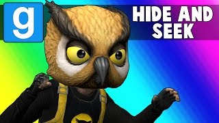 Gmod Hide and Seek Funny Moments - Pappuh Junn! (Garry